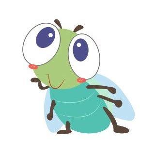 lenfant mouche 9782081284722 sticker insectes pour la chambre de votre enfant