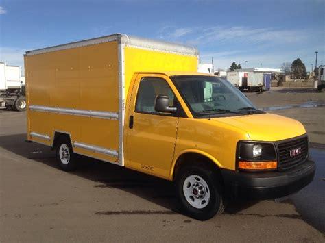gmc trucks denver used light duty box trucks for sale in co penske used trucks