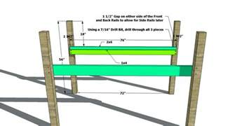 Low Bunk Bed Plans Free Woodworking Plans To Build A Sized Low Loft Bunk The Design Confidential