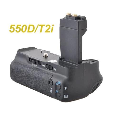 Baterai Grip Canon 600d battery grip for canon eos 550d 600d rebel t2i t3i slr