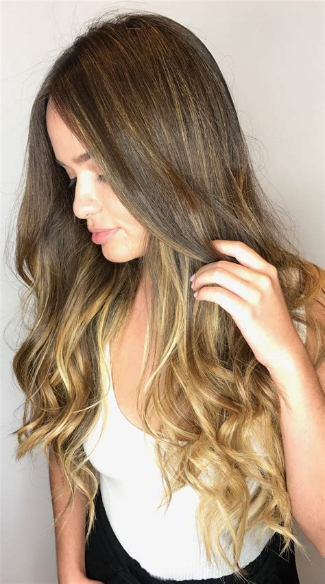 images of hair balayage hair color full balayage and partial balayage