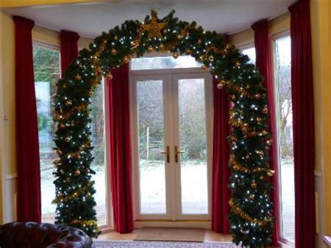 rhumhor s christmas arch rhumhor house large self