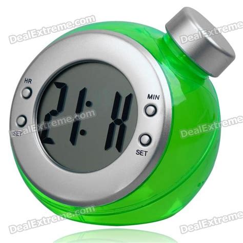 Lenovo Tops Greenpeace Eco Friendly Electronics List by Eco Friendly Water Powered Clock Green Free Shipping