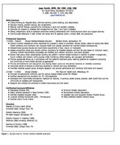 clinical specialist cover letter application letter sle cover dietitian best free