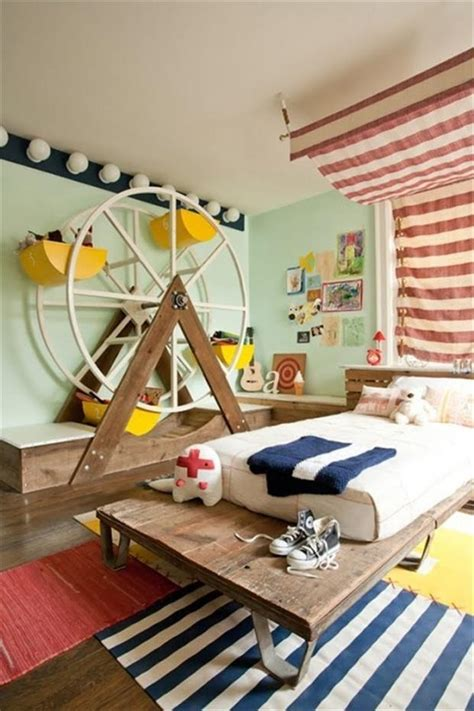 awesome kid bedrooms awesome kids bedrooms big wheel dump a day