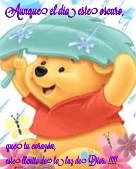 imagenes de winnie pooh buenos dias im 225 genes de winnie pooh con mensajes tiernos de amor