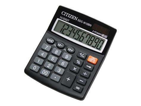 calculatrice de bureau citizen sdc 810bn calculatrice de bureau calculatrices