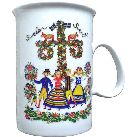 Mug Batik Parang Mug Souvenir allan flink souvenir of sweden mug from anniesavenue on ruby