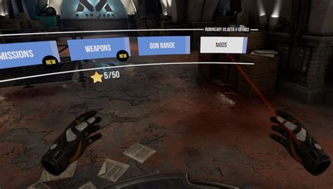 how to your recall epic shows you how to create your robo recall mod road to vr
