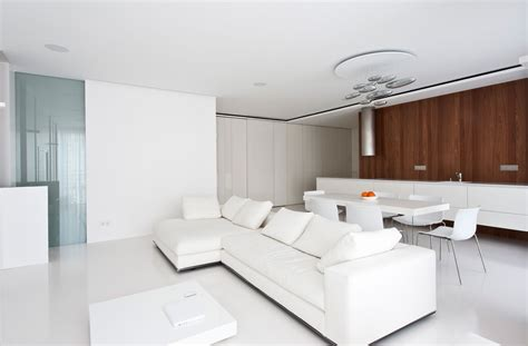 white appartment modern white apartment interior by alexandra fedorova 1