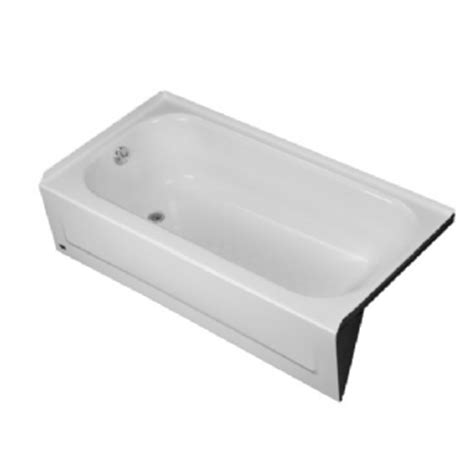 eljer bathtub eljer endurocast gibraltar tub product detail