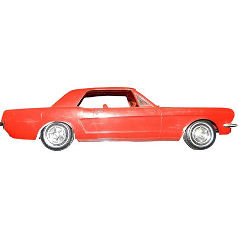 vintage mustang cars vintage 1966 ford mustang promotional model car from