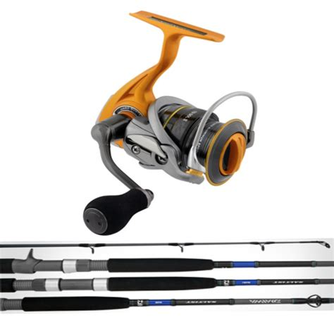 Reel Next Jet 3000 softbait rod and reel combo daiwa go to set that andrew