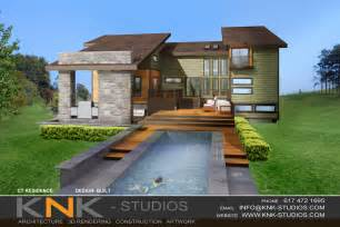 Modern Home Design Builders by Affordable Modern Home In Ct Livemodern Your Best