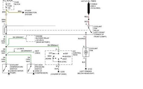 circuit and wiring diagram pontiac fiero wiring diagram