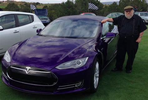 Tesla Violet Purple Metallic