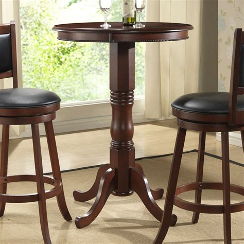 bench table and chairs round pub tables and chairs marceladick com