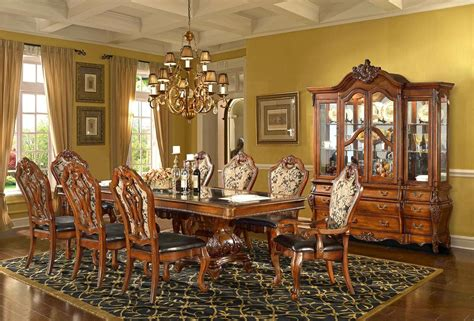 Fashioned Dining Room by Designing An Artistic And Historical Dining Room With