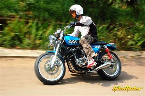 Sil Master Rem Binter Merzy 250r bergaya japstyle gilamotor