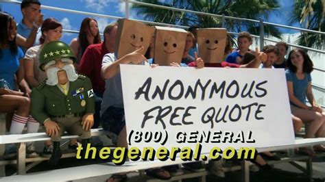The General Car Insurance Anonymous Quote   Affordable Car