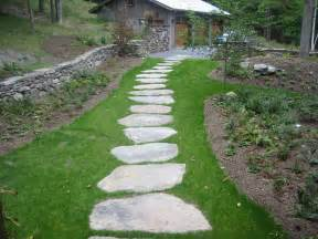 Stepping Stones For Backyard » Home Design