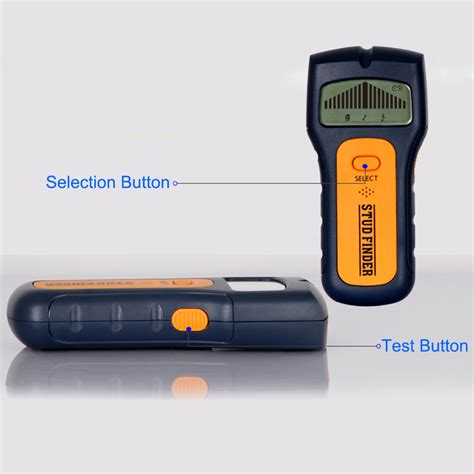 Digital Wall Stud Scanner Ac Wire Finder Wood Metal Detector 3 In 1 Digital Lcd Stud Metal Wire Detector Cable Finder Wall