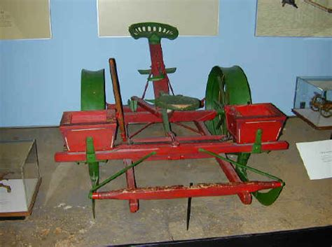 Row Seed Planter by Two Row Seed Planter