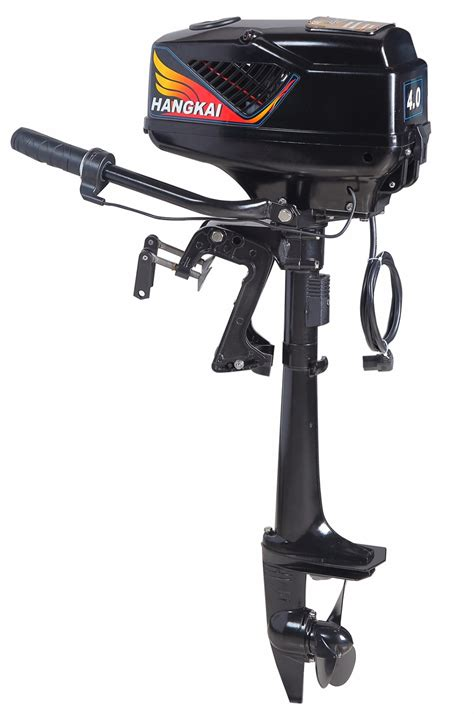 electric boat motor brands brand new hangkai 4 0hp brushless electric boat outboard