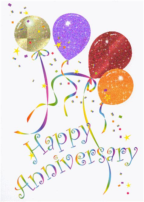 Happy anniversary to us