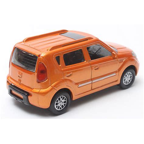 Kia Toys 2008 Soul Orange Diecast Mini Cars Kia Motors Toys Korea