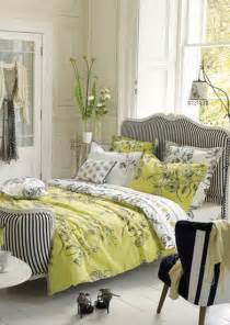 Yellow And Gray Floral Bedding » Ideas Home Design
