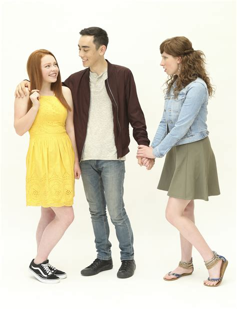 Cartwright Lighting Vancouver All Cast Rocks 13 The Musical Starting Tonight