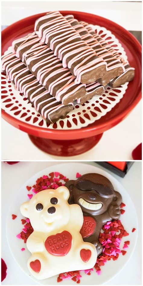 valentines day table s day dessert table