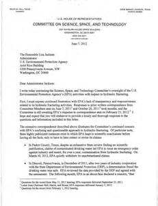 letter to congressman template letter from congressman andy harris r md to epa