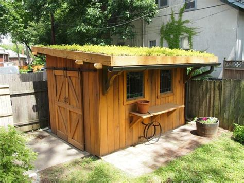whimsical traditional garden sheds   fairy tale