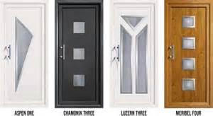 Modern Contemporary Glazed Panels Upvc Door Panel Door » viral wallpaper
