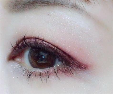 Eye Shadow Canmake Eye Nuance Nuance 31 動画あり 可愛い プチプラ赤シャドウ キャンメイク アイニュアンス 32