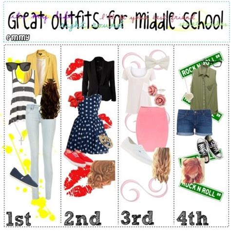cute themes for school cute middle school ideas for girls outfit pinterest