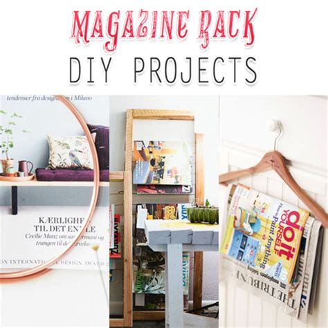 Spice Rack Diy Projects The Cottage Market Magazine Rack Diy Projects The Cottage Market