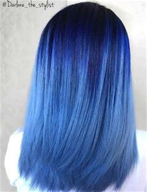 how long do ombra last dark blue light blue and ombre on pinterest