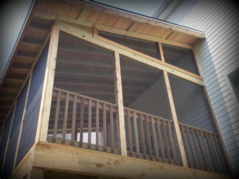 screened porch st louis screened porch builder st louis decks