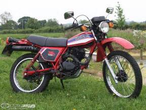 Honda Xl 125 Bikes In Part 1 Softly Softly Cwtchy Monkey