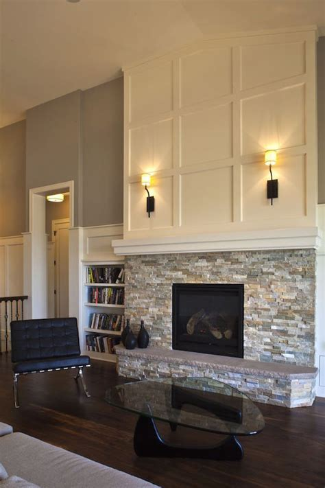 Fireplace Moulding Ideas by Architectural Details Decorative Wood Paneling