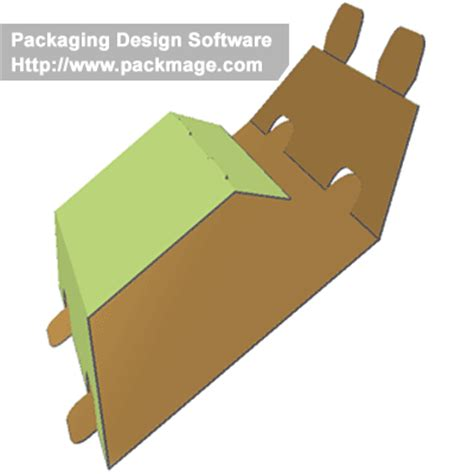 Packaging Sleeve Template Packmage Corrugated And Folding Carton Box Packaging Design Software Cardboard Sleeve Templates