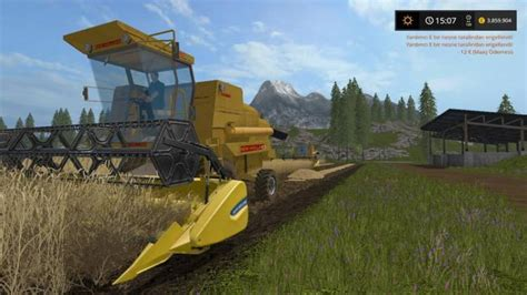 Small Style Ls by New Clayson 8070 V2 5 0 Farming Simulator 2017