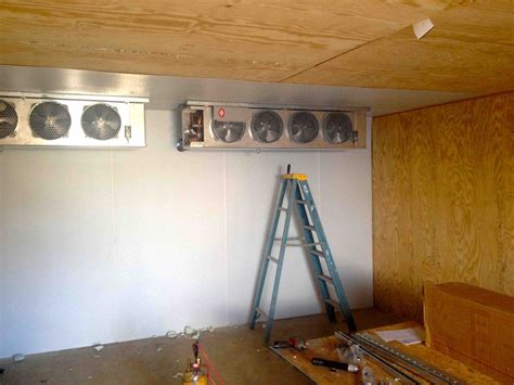 how to make a room cooler how to build a walk in freezer 171 on pasture