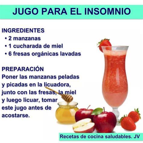 imagenes de jugos naturales para adelgazar jugo natural para el insomnio infograf 237 as y remedios