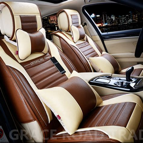 luxury car seats covers aliexpress buy high quality danny leather car seat