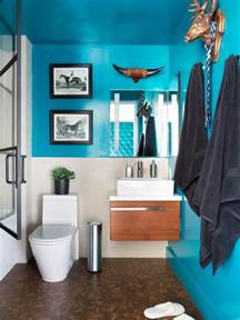 Small Bathroom Paint Colors 10 paint color ideas for small bathrooms diy network