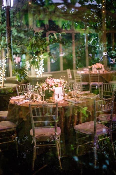 Botanical Gardens Reception Botanical Garden Style Wedding Reception Weddings And Wedding